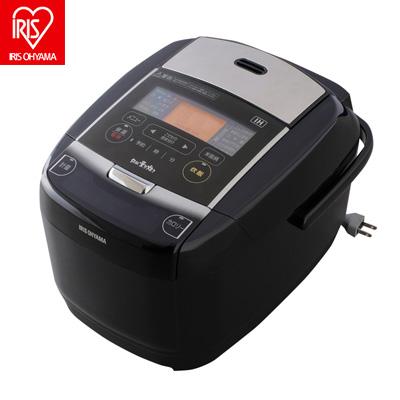 アイリスオーヤマ 銘柄量り炊き IHジャー炊飯器 5.5合 KRC-IC50-B【送料無料】【KK9N0D18P】