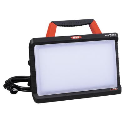 ハタヤ LEDワークライト 屋外用 3800Lm LWY-45-R レッド【送料無料】【KK9N0D18P】