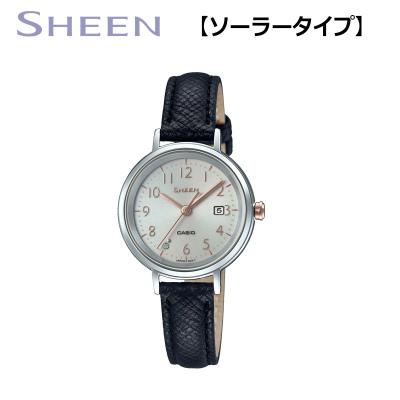 【キャッシュレス5%還元店】【正規販売店】カシオ 腕時計 CASIO SHEEN レディース SHS-D100L-4AJF 2019年2月発売モデル【送料無料】【KK9N0D18P】