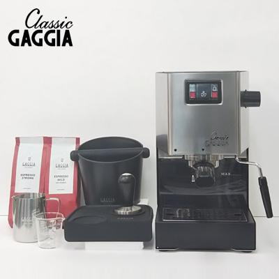GAGGIA ガジア Classic コーヒーメーカー ガジア Classic クラシック セミプロセット GAGGIA SIN035SP【送料無料】【KK9N0D18P】, あきばU-SHOP:fbf61507 --- sunward.msk.ru