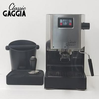 GAGGIA ガジア コーヒーメーカー Classic クラシック スターターセット SIN035SS【送料無料】【KK9N0D18P】