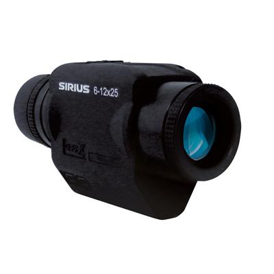 阪神交易 単眼鏡 シリウス 6-12×25 SIRIUS-6-12x25 【送料無料】【KK9N0D18P】