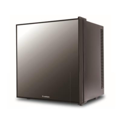 エスキュービズム A-Stage 1ドア 冷蔵庫 20L ミラーガラス ペルチェ式 WRH-M120 ブラック S-cubism【送料無料】【KK9N0D18P】