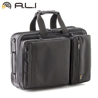 A.L.I ビジネスバッグ ビジネスカジュアル CORDURA AG-3620-BK ブラック【送料無料】【KK9N0D18P】