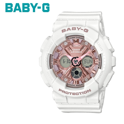 【正規販売店】カシオ 腕時計 CASIO BABY-G レディース BA-130-7A1JF 2019年6月発売モデル【送料無料】【KK9N0D18P】