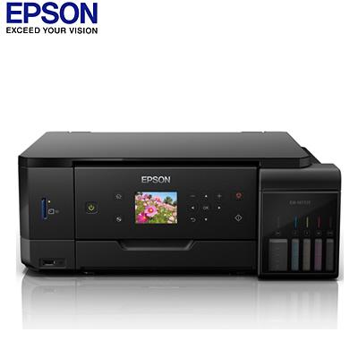 【キャッシュレス5%還元店】エプソン A4 インクジェットプリンター 複合機 エコタンク搭載 EW-M770T ブラック EPSON【送料無料】【KK9N0D18P】