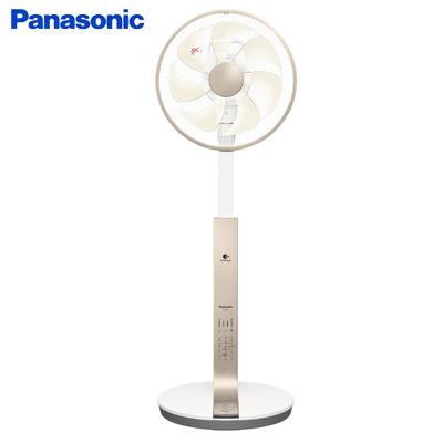 パナソニック 扇風機 リビング扇 F-CS339-N シルキーゴールド【送料無料】【KK9N0D18P】