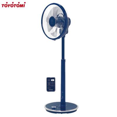 トヨトミ DCモーター ハイポジション 扇風機 FS-D30JHR-A ブルー【送料無料】【KK9N0D18P】