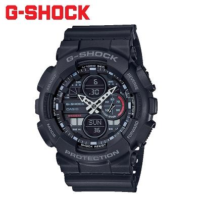 【キャッシュレス5%還元店】【正規販売店】カシオ 腕時計 CASIO G-SHOCK メンズ GA-140-1A1JF 2019年7月発売モデル【送料無料】【KK9N0D18P】