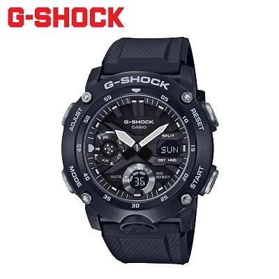 【キャッシュレス5%還元店】【正規販売店】カシオ 腕時計 CASIO G-SHOCK メンズ GA-2000S-1AJF 2019年6月発売モデル【送料無料】【KK9N0D18P】