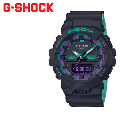 【正規販売店】カシオ 腕時計 CASIO G-SHOCK メンズ GA-800BL-1AJF 2019年4月発売モデル【送料無料】【KK9N0D18P】