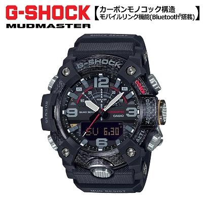 【キャッシュレス5%還元店】【正規販売店】カシオ 腕時計 CASIO G-SHOCK メンズ GG-B100-1AJF 2019年7月発売モデル【送料無料】【KK9N0D18P】