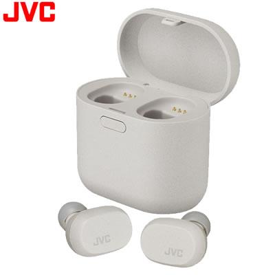 【キャッシュレス5%還元店】JVC N_W 完全ワイヤレスイヤホン Bluetooth5対応 HA-LC50BT-W ストーンホワイト【送料無料】【KK9N0D18P】