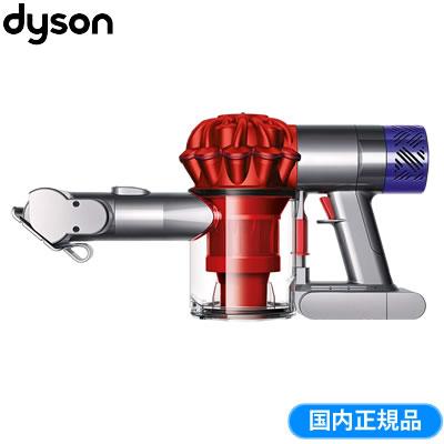 ダイソン 掃除機 サイクロン式 Dyson V6 Top Dog ハンディクリーナー HH08MHPT【送料無料】【KK9N0D18P】