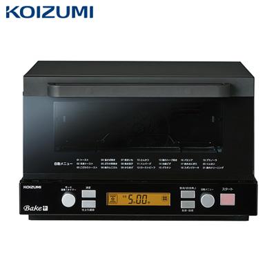 コイズミ スモークトースター KCG-1202-K【送料無料】【KK9N0D18P】