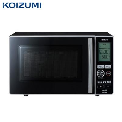 コイズミ 電子レンジ KRD1860 シルバー【送料無料】【KK9N0D18P】