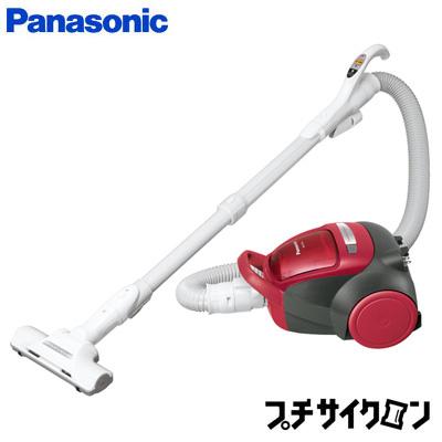 パナソニック 掃除機 サイクロン式クリーナー MC-SK17A-R レッド【送料無料】【KK9N0D18P】