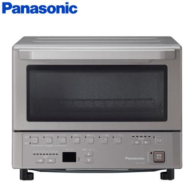 パナソニック コンパクトオーブン トースター 1300W NB-DT52-S シルバー【送料無料】【KK9N0D18P】