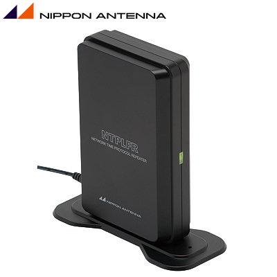 【キャッシュレス5%還元店】日本アンテナ 電波時計用 NTPリピーター 有線LAN用 Ethernet 輻射範囲10m以内 NTPLFR【送料無料】【KK9N0D18P】