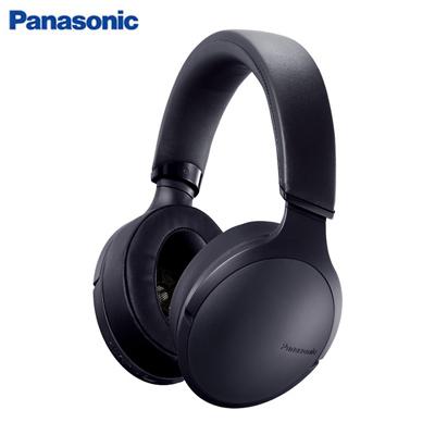 パナソニック ワイヤレスステレオヘッドホン RP-HD300B-K ブラック【送料無料】【KK9N0D18P】
