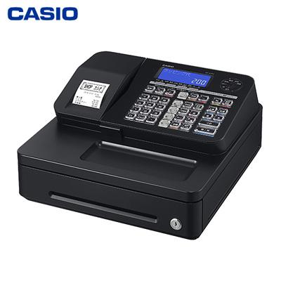 カシオ 電子レジスター Bluetoothレジスター SR-S200-BK ブラック 軽減税率対策補助金対象【送料無料】【KK9N0D18P】