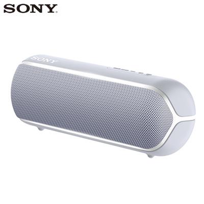 ソニー ワイヤレスポータブルスピーカー SRS-XB22-H グレー SONY【送料無料】【KK9N0D18P】