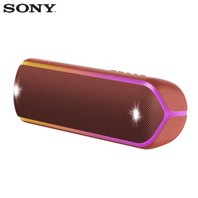 ソニー ワイヤレスポータブルスピーカー SRS-XB32-R レッド SONY【送料無料】【KK9N0D18P】