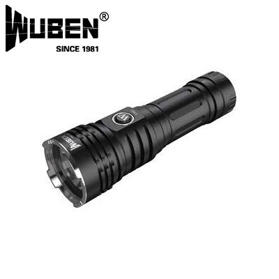 WUBEN LED フラッシュライト 防水IP68 最大4200ルーメン T80 ウーベン【送料無料】【KK9N0D18P】