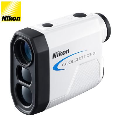 ニコン ゴルフ用 レーザー距離計 COOLSHOT 20 GII 小型・軽量モデル 20GII Nikon【送料無料】【KK9N0D18P】