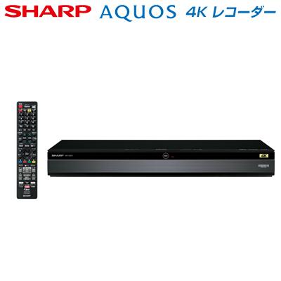 シャープ ブルーレイディスクレコーダー 1TB HDD 3チューナー搭載 AQUOS 4Kレコーダー 4Kダブルチューナー搭載 4B-C10BT3【送料無料】【KK9N0D18P】