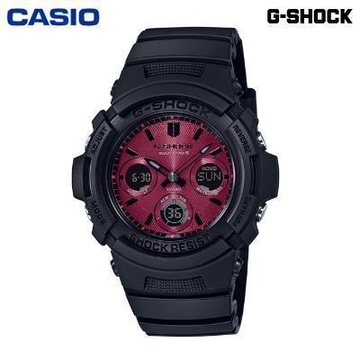 【キャッシュレス5%還元店】【正規販売店】カシオ 腕時計 CASIO G-SHOCK メンズ AWG-M100SAR-1AJF 2019年9月発売モデル【送料無料】【KK9N0D18P】
