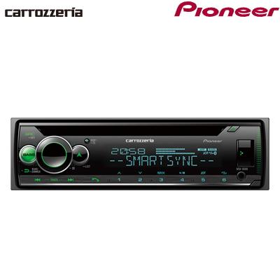 パイオニア カロッツェリア カーオーディオ 1DIN CD/USB/Bluetooth DEH-5600【送料無料】【KK9N0D18P】