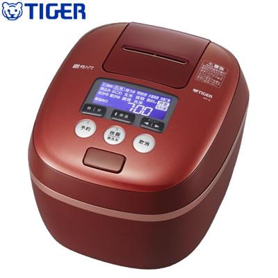 タイガー 5.5合炊き 炊飯器 圧力IH炊飯ジャー 炊きたて JPC-G100-RC レッドクレイ【送料無料】【KK9N0D18P】