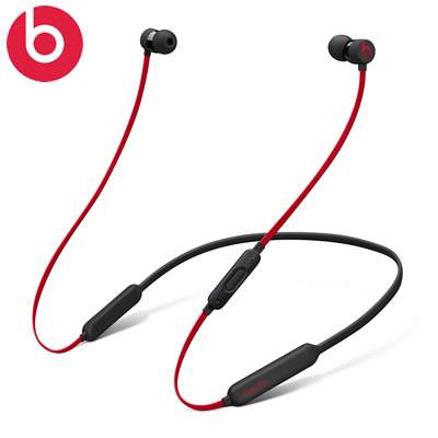【キャッシュレス5%還元店】beats by dr.dre ワイヤレス イヤホン BeatsX Bluetooth対応 MX7X2PAA レジスタンス・ブラックレッド MX7X2PA/A【送料無料】【KK9N0D18P】