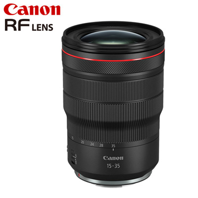 Canon キヤノン 交換レンズ RFレンズ RF15-35mm F2.8 L IS USM RFマウント RF15-3528LIS【送料無料】【KK9N0D18P】