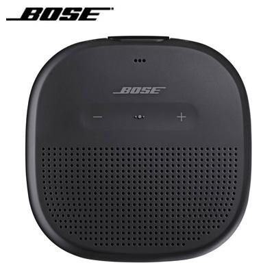 【キャッシュレス5%還元店】BOSE SoundLink Micro Bluetooth speaker ポータブルスピーカー 防水IPX7 SoundLinkMicro-BK ブラック【送料無料】【KK9N0D18P】