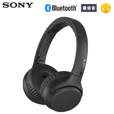 ソニー ヘッドフォン Bluetooth ワイヤレス ステレオヘッドセット EXTRA BASS WH-XB700-B ブラック【送料無料】【KK9N0D18P】