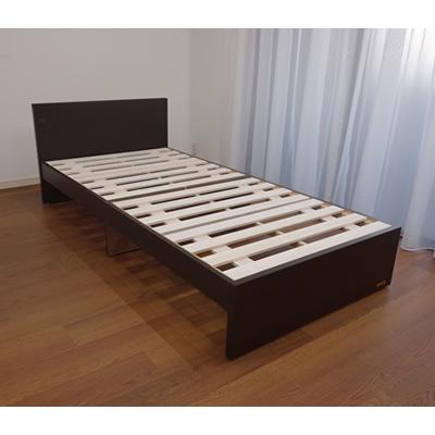 フランスベッド 簡単組立ベッド TH-ワンパック WE お客様組立品 Sサイズ 300275170【送料無料】【KK9N0D18P】