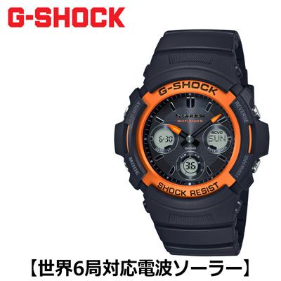 【キャッシュレス5%還元店】【正規販売店】カシオ 腕時計 CASIO G-SHOCK メンズ AWG-M100SF-1H4JR 2020年2月発売モデル【送料無料】【KK9N0D18P】