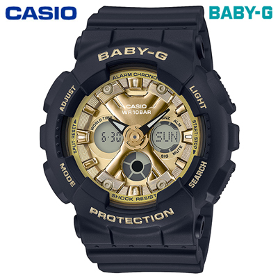 【キャッシュレス5%還元店】【正規販売店】カシオ 腕時計 CASIO BABY-G レディース BA-130-1A3JF 2019年11月発売モデル【送料無料】【KK9N0D18P】