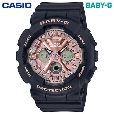 【キャッシュレス5%還元店】【正規販売店】カシオ 腕時計 CASIO BABY-G レディース BA-130-1A4JF 2019年11月発売モデル【送料無料】【KK9N0D18P】