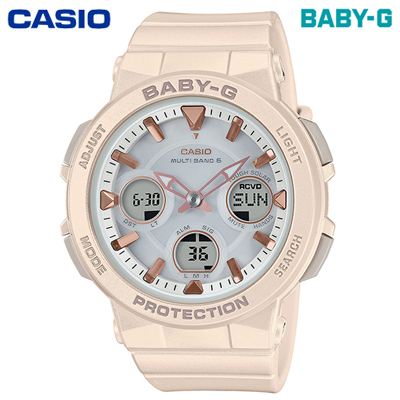 【キャッシュレス5%還元店】【正規販売店】カシオ 腕時計 CASIO BABY-G レディース BGA-2510-4AJF 2019年11月発売モデル【送料無料】【KK9N0D18P】