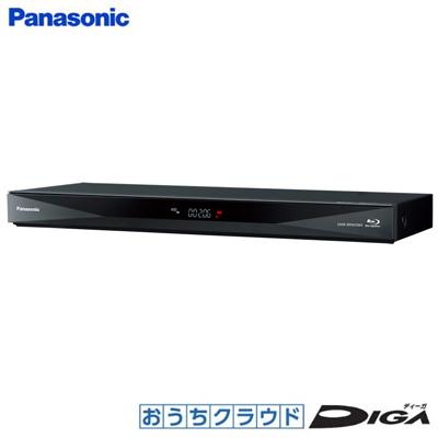 【キャッシュレス5%還元店】パナソニック ブルーレイディスクレコーダー おうちクラウドディーガ 2チューナー 2TB HDD内蔵 DMR-BRW2060【送料無料】【KK9N0D18P】
