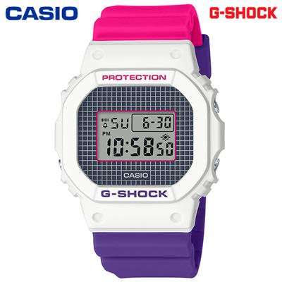 【キャッシュレス5%還元店】【正規販売店】カシオ 腕時計 CASIO G-SHOCK メンズ DW-5600THB-7JF 2019年11月発売モデル【送料無料】【KK9N0D18P】