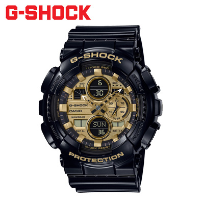 【キャッシュレス5%還元店】【正規販売店】カシオ 腕時計 CASIO G-SHOCK メンズ GA-140GB-1A1JF 2020年2月発売モデル【送料無料】【KK9N0D18P】