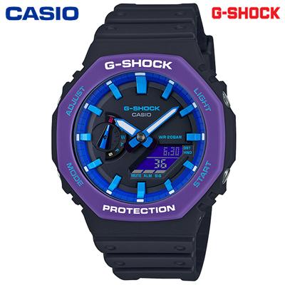 【キャッシュレス5%還元店】【正規販売店】カシオ 腕時計 CASIO G-SHOCK メンズ GA-2100THS-1AJR 2019年11月発売モデル【送料無料】【KK9N0D18P】