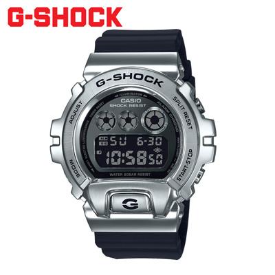 【キャッシュレス5%還元店】【正規販売店】カシオ 腕時計 CASIO G-SHOCK メンズ GM-6900-1JF 2020年2月発売モデル【送料無料】【KK9N0D18P】