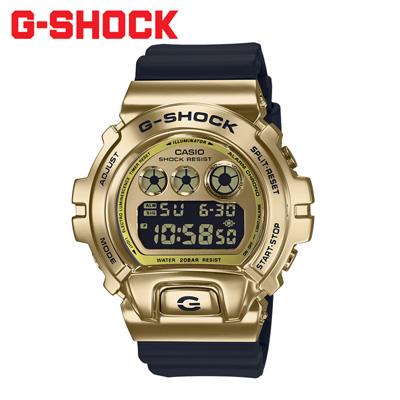 【キャッシュレス5%還元店】【正規販売店】カシオ 腕時計 CASIO G-SHOCK メンズ GM-6900G-9JF 2020年2月発売モデル【送料無料】【KK9N0D18P】