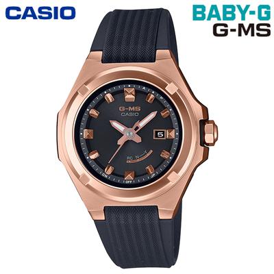 【キャッシュレス5%還元店】【正規販売店】カシオ 腕時計 CASIO BABY-G レディース MSG-W300G-1AJF 2019年11月発売モデル【送料無料】【KK9N0D18P】