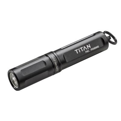 【キャッシュレス5%還元店】SUREFIRE シュアファイア LEDフラッシュライト TITAN S-TITAN-A【送料無料】【KK9N0D18P】